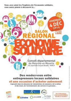 salon régional Economie Solidaire 2015