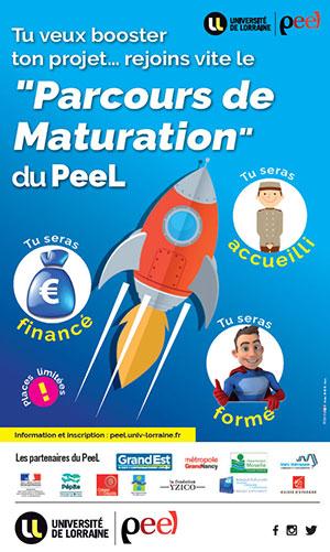 Rejoins le parcours de maturation du PeeL pour booster ton projet