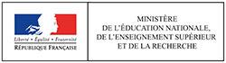 Ministère de l'éducation nationale, de l'enseignement et de la recherche
